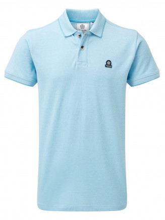 Mens Patrick Polo Shirt Blue