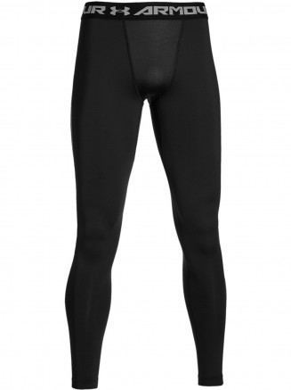 Mens Ua Coldgear Leggings Black