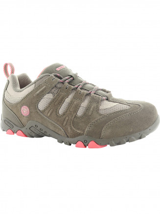 Womens Hi-tec Quadra Classic Neutral