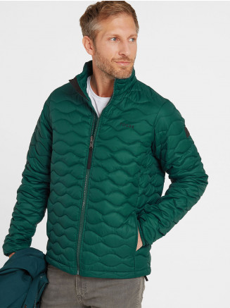 Mens Ripley Waterproof 3-in-1 Jacket Green