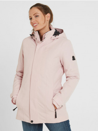 Womens Ripley Waterproof 3-in-1 Jacket Pink