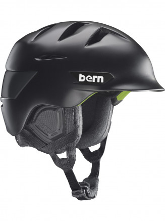 Mens Rollins Helmet With Zipmold Foam Black
