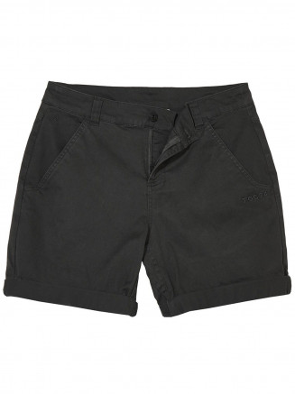 Womens Runswick Performance Shorts Black