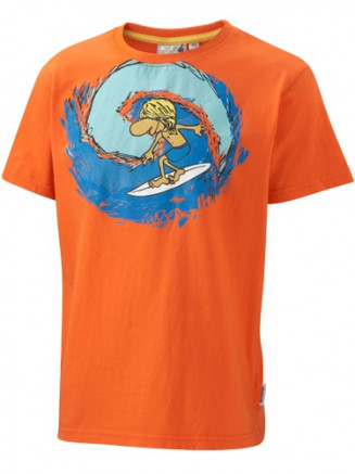 Boys T-Shirt Orange