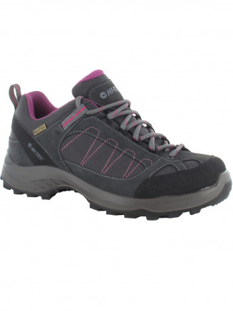 Womens Hi-tec Walk Lite Santiago Wp Ws Grey
