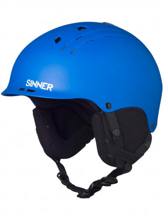 Mens Womens Pincher Helmet Blue