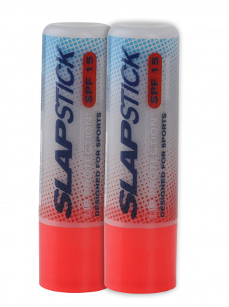 Slapstick Lip Balm 2 Pack No Colour