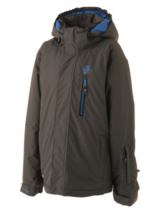 Boys Cooper Surftex Jacket Grey
