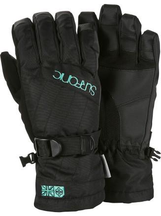 Womens Feeler Surftex Glove Black