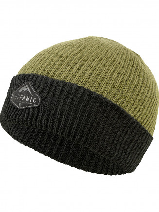 Mens Womens Rollback Beanie Green