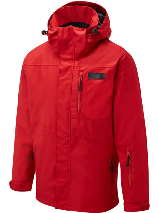 Mens Arma Surftex Jacket Red