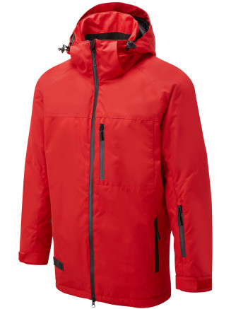Mens Strike Surftex Jacket Red