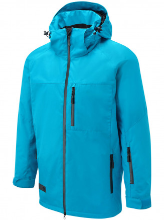 Mens Strike Surftex Jacket Blue