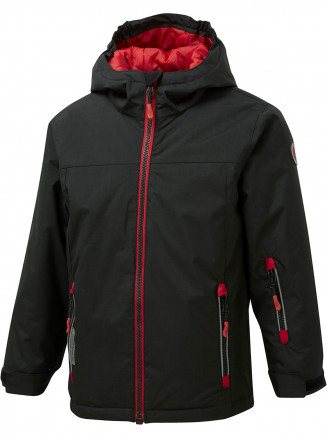 Boys Archie Suftex Jacket Black