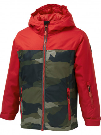 Boys Brak Surftex Jacket Red