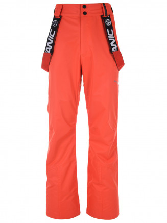 Mens Comrade Surftex Ski Pant Orange