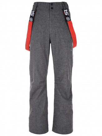 Mens Comrade Surftex Ski Pant Grey