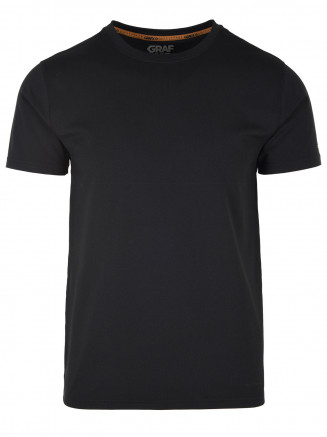 Mens Accelerator Tech Tee Black