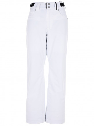 Womens Glow Surftex Ski Pant White