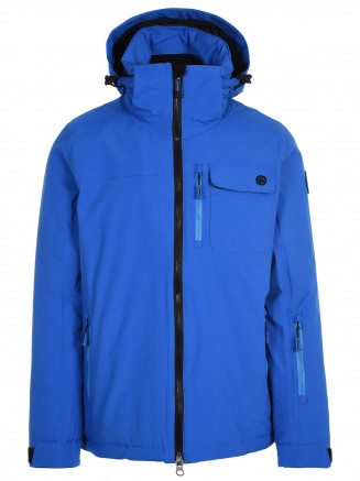 Mens Missile Surftex Ski Jacket Blue - 3XL-6XL