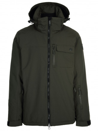 Mens Missile Surftex Jacket Green