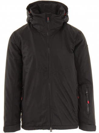 Mens Scout Surftex Jacket Black