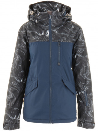 Womens Karma Surftex Ski Jacket Navy