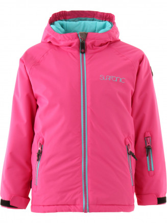 Girls Unity Surftex Jacket Pink