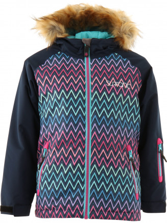 Girls Shores Surftex Ski Jacket Mixed