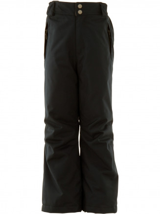 Girls Smarty Surftex Pants Black