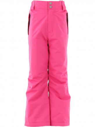 Girls Smarty Surftex Pants Pink