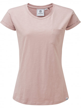 Womens Syms T-shirt Pink