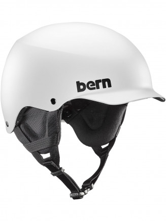 Mens Team Baker Helmet White