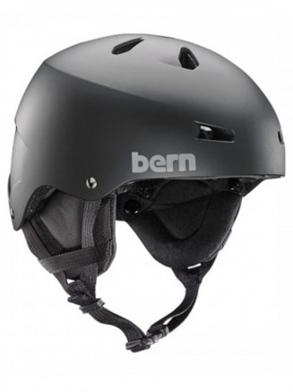 Mens Team Macon Thin Shell Helmet W/eps Foam Black