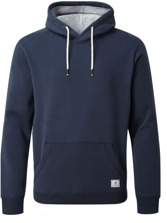 Mens Thirsk Graphic Hoody Blue