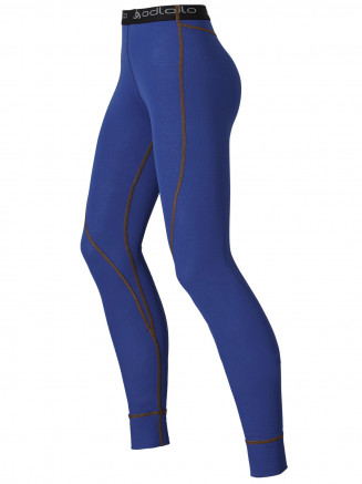 Womens Base Layer Warm Trend Pants Blue