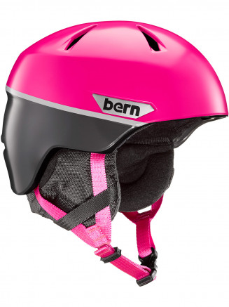 Boys Weston Junior Helmet Pink