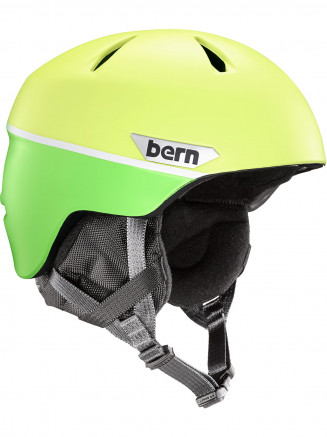 Boys Weston Junior Helmet Green