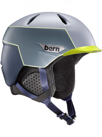 Mens Weston Peak Helmet Grey