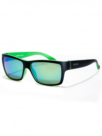 Mens Whixley Sunglasses Green