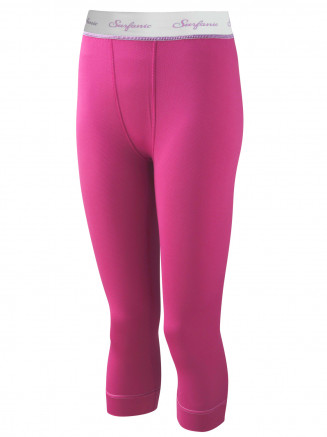 Womens Spring 3/4 Length Long John Pink